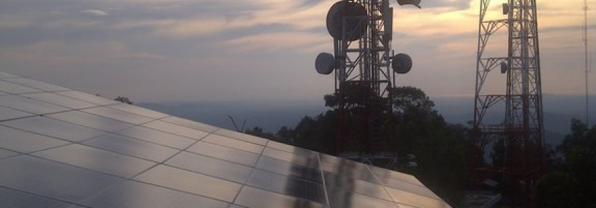 PV system for Telecommunication
