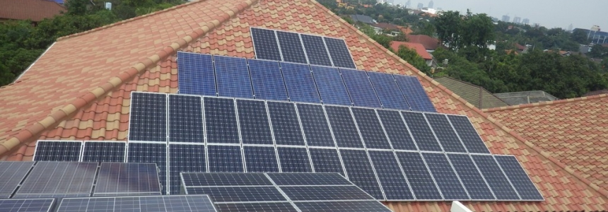 Residential PV System 22 kWp